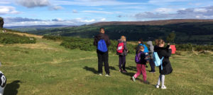 Year 6 go to Ilkley Moor