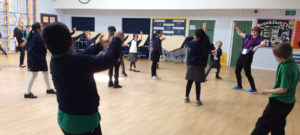 Year 4 get Shakespearean for The Tempest