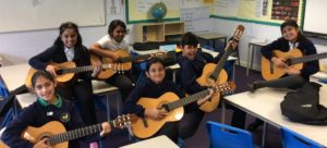 Getting groovy at guitar club