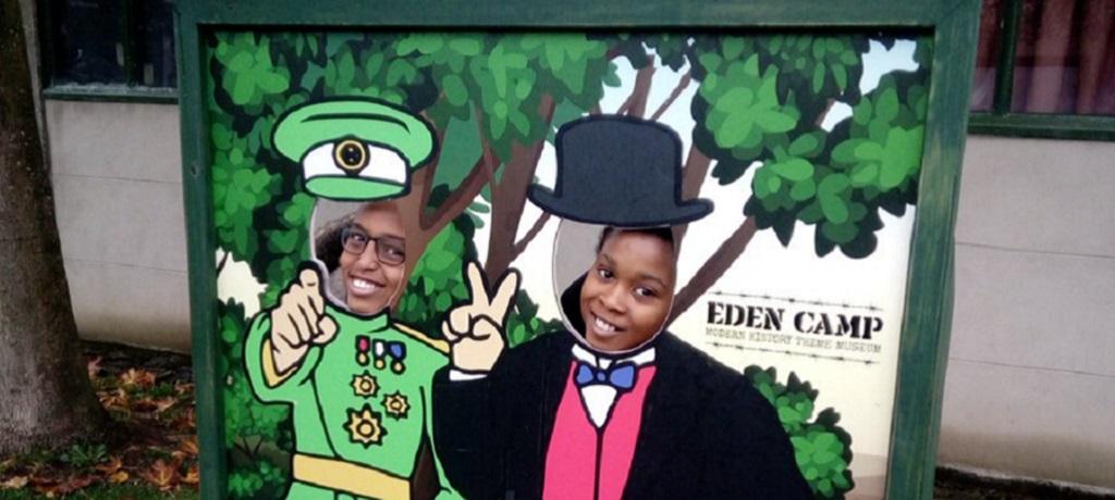 Year 6 trip to Eden Camp