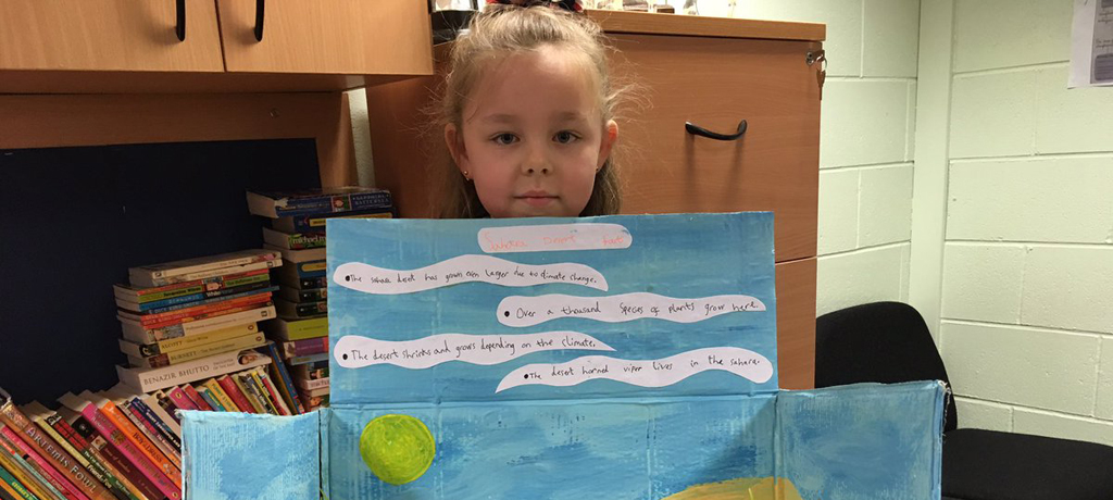 Amazing climate based home learning projects!