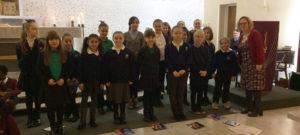 We sang at Gipton Churches Together carol service