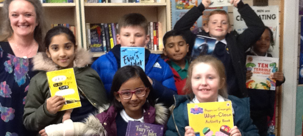 Our extreme reading winners!
