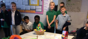Learning about Easter traditions