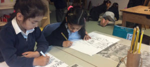 EYFS have been looking at cities