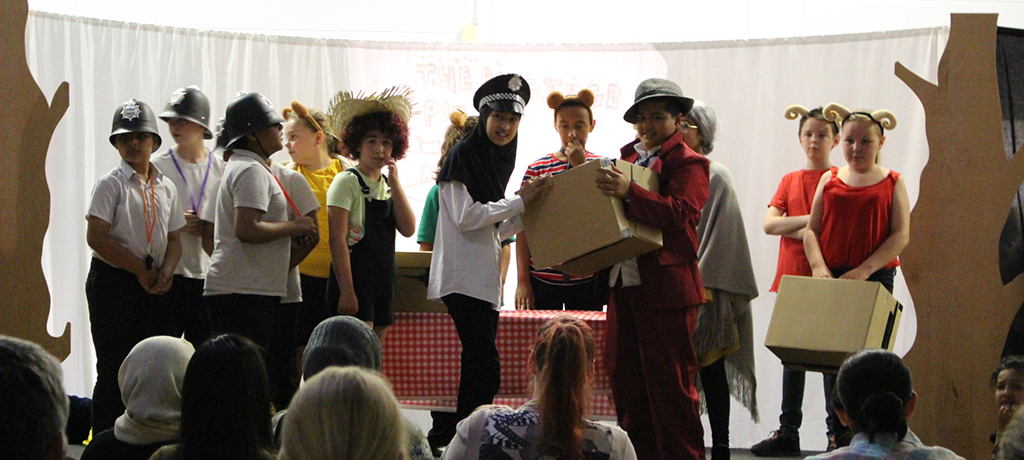 Year 6 production, Once Upon A Crime