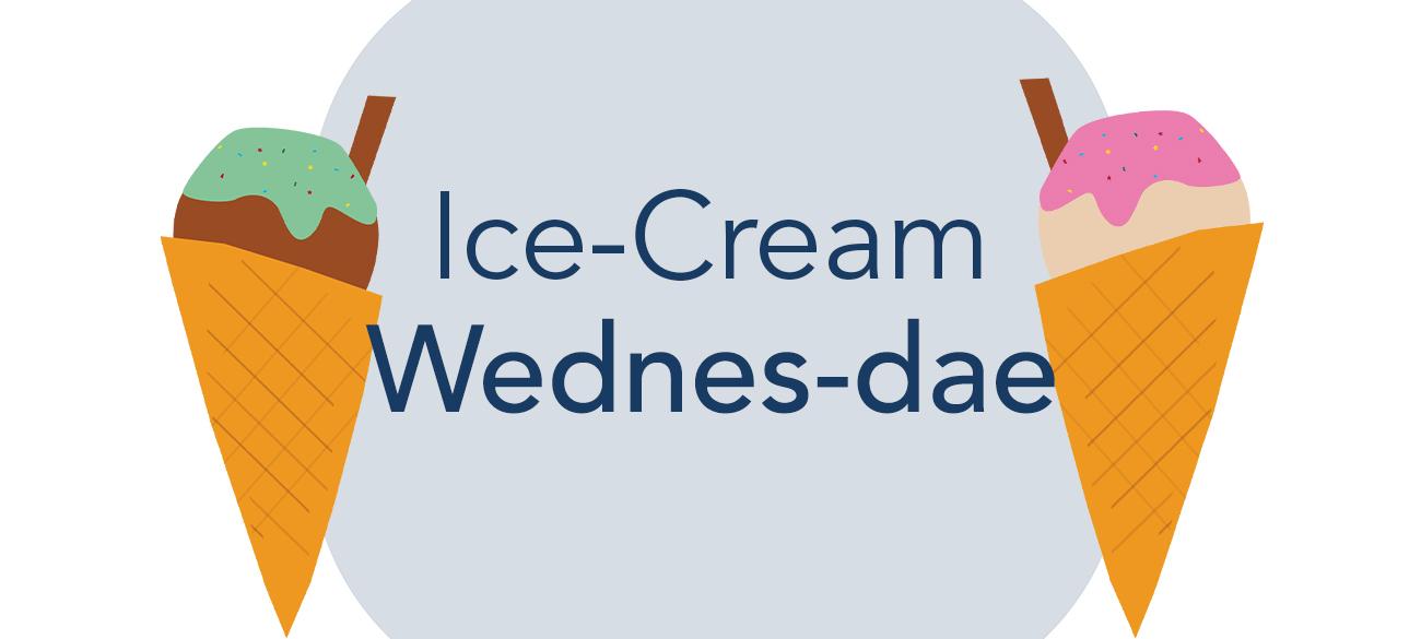 Ice-Cream Wednes-dae