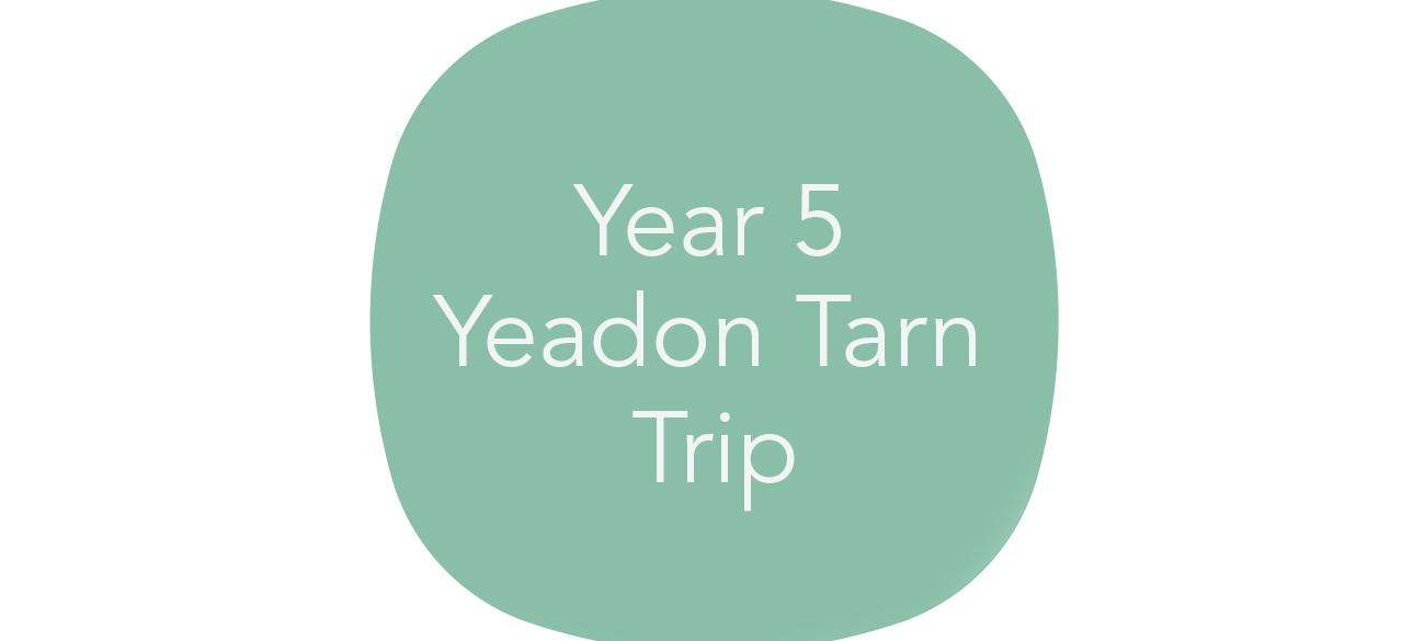 Year 5 Yeadon Tarn Trip